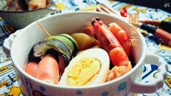 温暖小食-关东煮