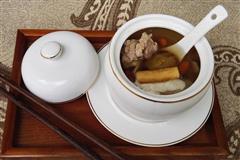 广东靓汤-清补凉排骨汤