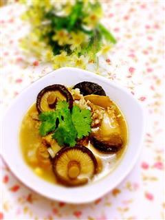 浓香排骨汤