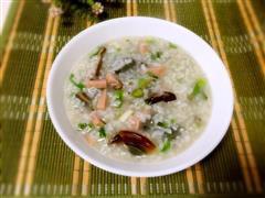 皮蛋瘦肉粥-超简单的懒人美食