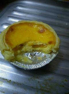家常版水果蛋挞
