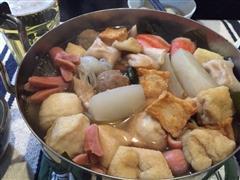 日本关东煮
