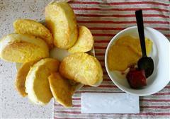 早餐神器-鸡蛋馒头片 超快版早餐