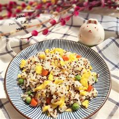 藜麦蛋炒饭