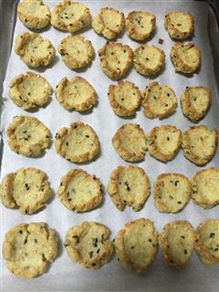 玛格丽特型土豆泥小饼干