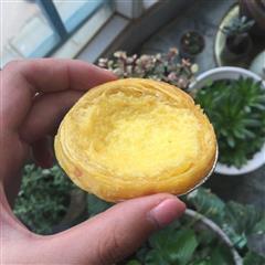 简易版蛋挞超级嫩滑