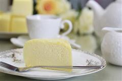 轻芝士蛋糕-舌尖卷起的一场温柔的革命