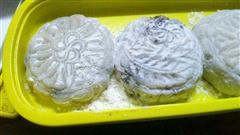冰皮月饼 中秋佳节美味可口-嘉