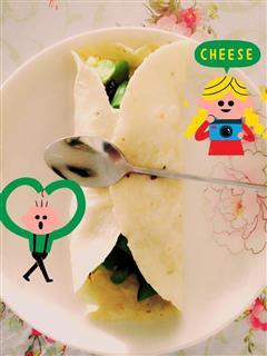 芦笋土豆泥卷饼-快捷简单的减肥餐