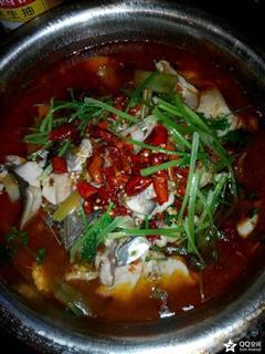 川味麻辣水煮鱼