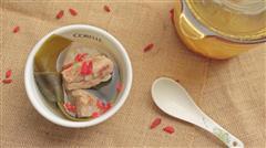 海带排骨汤-春天必学养生滋补汤品