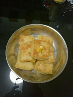 玉米小煎饼