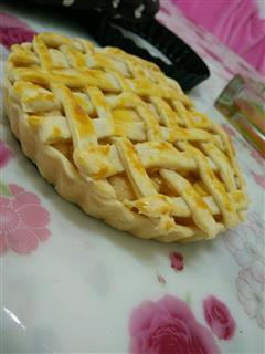 甜香六寸苹果派
