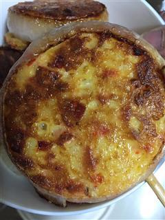土豆泥甜椒饼