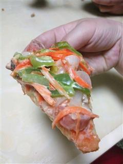 自制电饭锅披萨