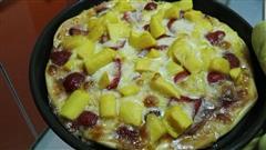 水果披萨6寸
