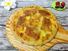 培根彩椒披萨