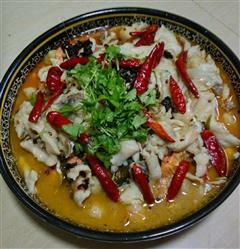 麻辣水煮鱼-超级简单