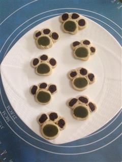 猫爪曲奇饼干