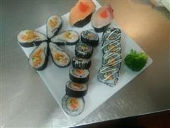 寿司      四种常见寿司的做法