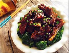 糖醋排骨-金龙鱼菜籽油第五站