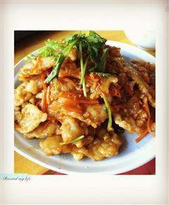 锅包肉-纯正东北风味儿