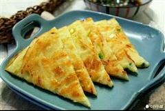 香浓土豆煎饼