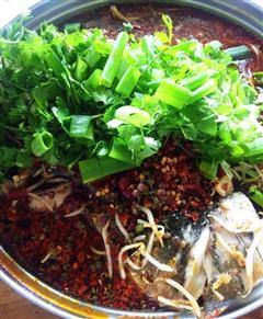 麻辣水煮鱼/冷锅鱼