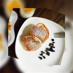 法式果干煎饼