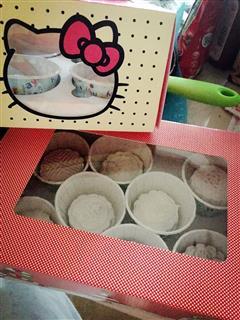 绿豆沙冰皮月饼