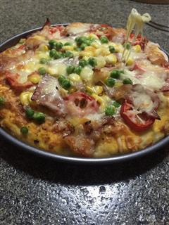 培根披萨9寸