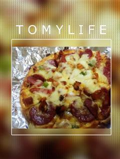 意大利风味披萨