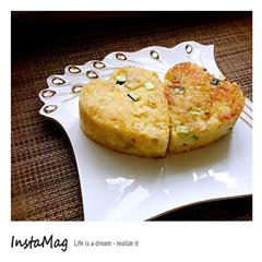 土豆泥饭团