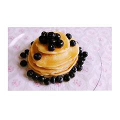 自制简单法式小煎饼