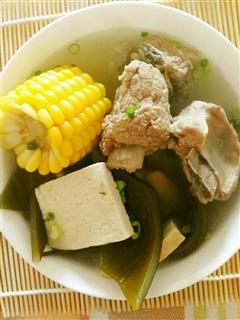 玉带排骨汤
