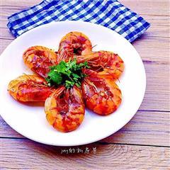 油焖大虾-简单美味的快手菜