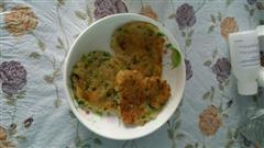 玉米浆煎饼