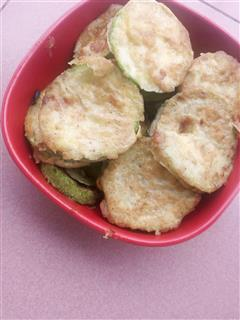 西葫芦煎饼