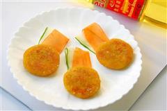 花生南瓜饼