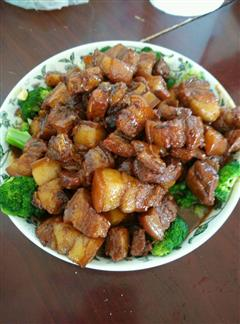 柴氏红烧肉