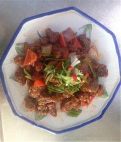简单营养美味的家常菜-糖醋排骨