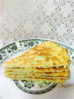 香煎葫芦鸡蛋饼