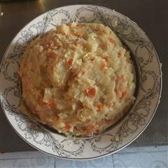 白菜土豆泥