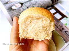 一次发酵100%全麦面包