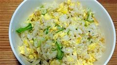 简单蛋炒饭