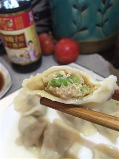 猪肉芹菜馅饺子