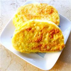 黄金馒头片-2分钟早餐