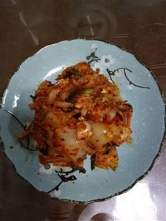 超级好吃的下饭菜-辣白菜