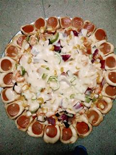 披萨平底锅版