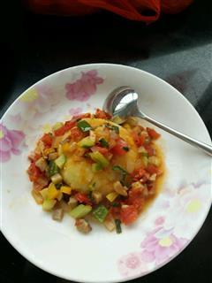 蔬菜土豆泥
